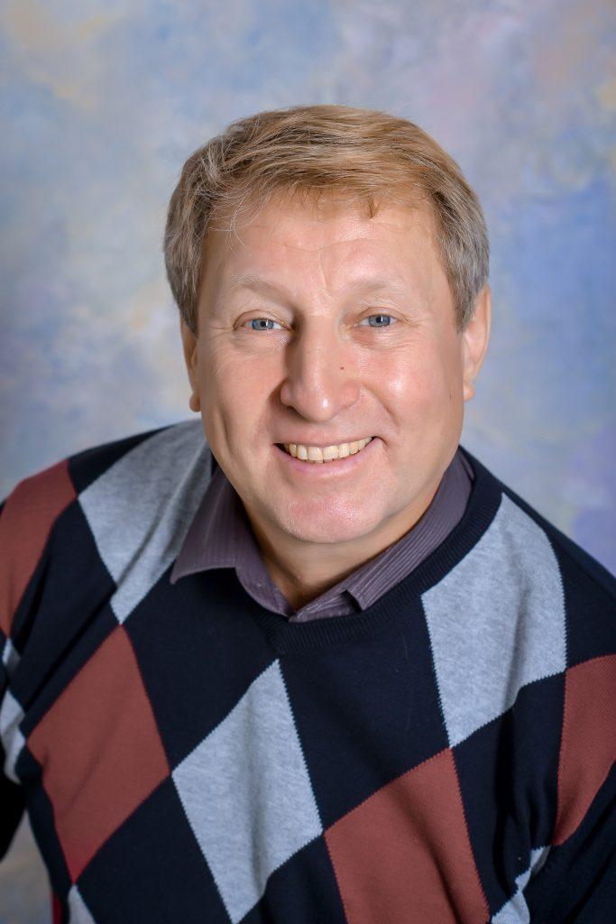 Николай Пушкарёв
