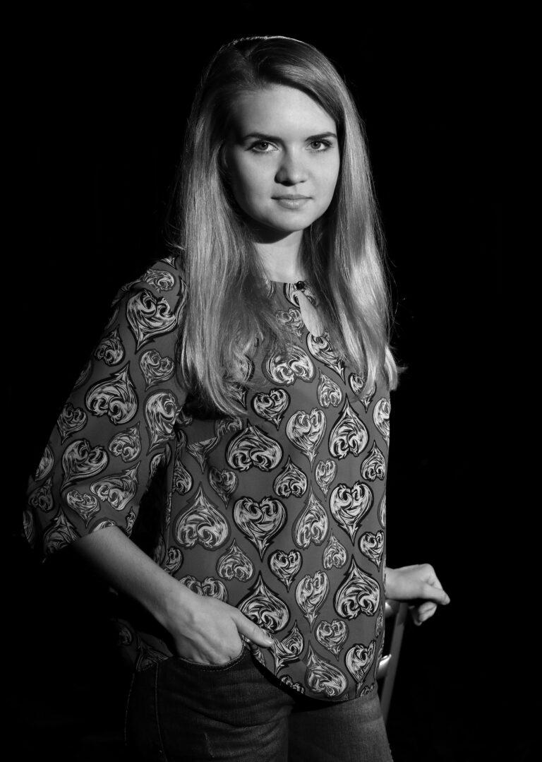 Дарья Калмыкова (Березовская)