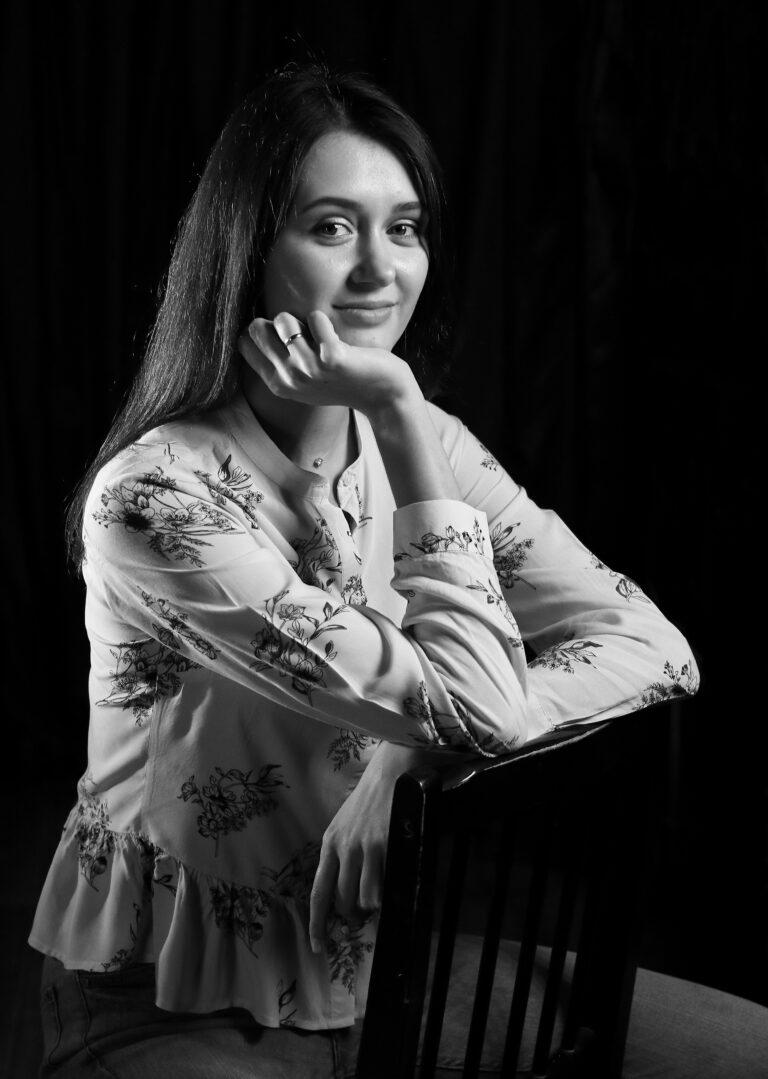 Дарья Вишнягова (Шпынова)
