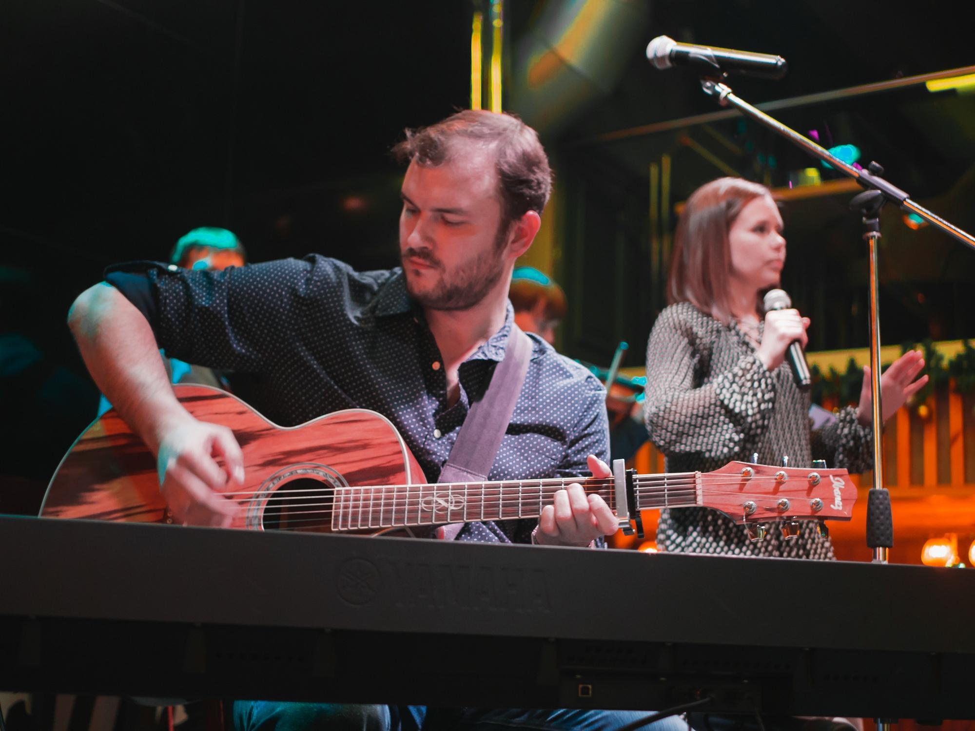 Концерт Игоря и Натальи Коротаевых